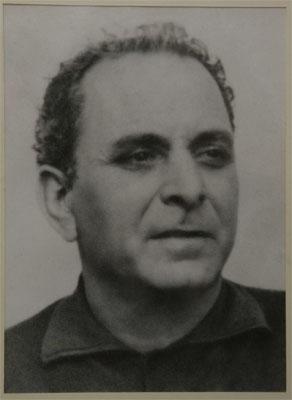 Eugenio Espinosa Morales fundador de la zaga de los Espinosa y creador del guiso de fideos con lenguado. Foto: Restaurante Casa Eugenio Guadalete