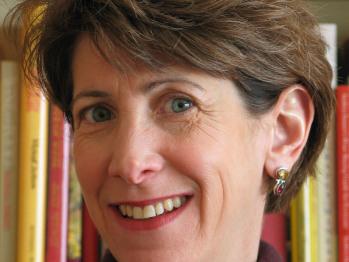 Janet Fletcher en una imagen de la página www.cookstr.com