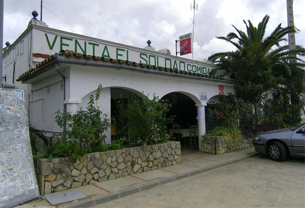 La Venta El Soldao está en la pedanía de Los Badalejos. Foto: Cosas de Comé