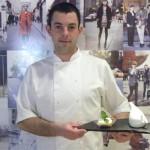 Juan José Sánchez Marabot con plato cdc