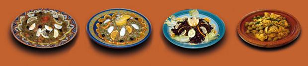 Platos restaurante El Barco