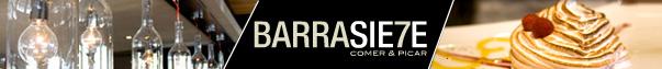 Ver la carta completa de Barra 7