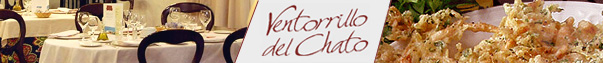 Ver la carta actual completa de El Ventorrillo de El Chato