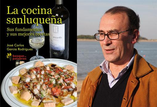 Portada del libro recien editado por el escritor sanluqueño José Carlos García. Foto: Cedidas por el autor