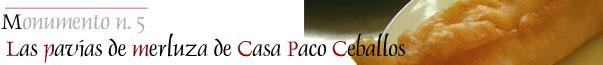 Visita de Come El Puerto Casa Paco Ceballos cdc