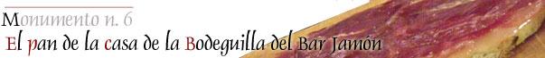 Visita de Come El Puerto La Bodeguilla del Bar Jamon cdc