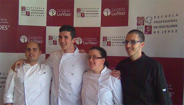 Los ganadores de la edición de 2009. Foto Cosas de Comé