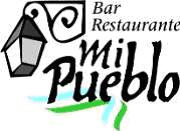 logotipobarrestaurantemipueblo
