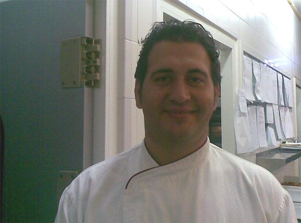 El pastelero Juan Carlos Ibáñez, primer presidente de Acyre, la asociación de cocineros y pasteleros de la provincia de Cádiz. Foto: Cedida por Juan Carlos Ibañez.