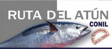 Logotipo ruta del atún de Conil
