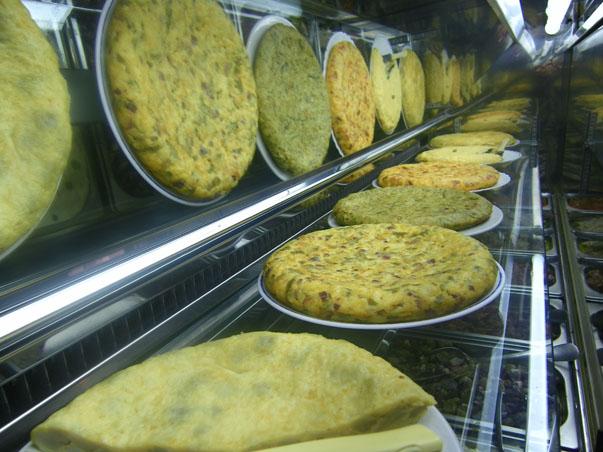 Surtido de tortillas de El Veedor. Foto: Cosas de Comé