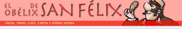 Logo El Obelix de San Felix
