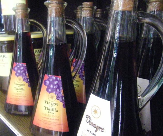 El vinagre de Tintilla. Foto: Cosas de Comé