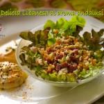 Delicia libanesa al aroma andalusi