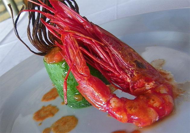 Los carabineros, preparados con arroz,  son una de las especialidades más apreciadas de Casa Francisco el De Siempre. Foto: Cosas de Comé.