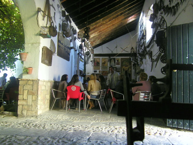 La Herrería de Paco Félix, uno de los establecimientos que participan en la ruta. Foto: Cosas de Comé.