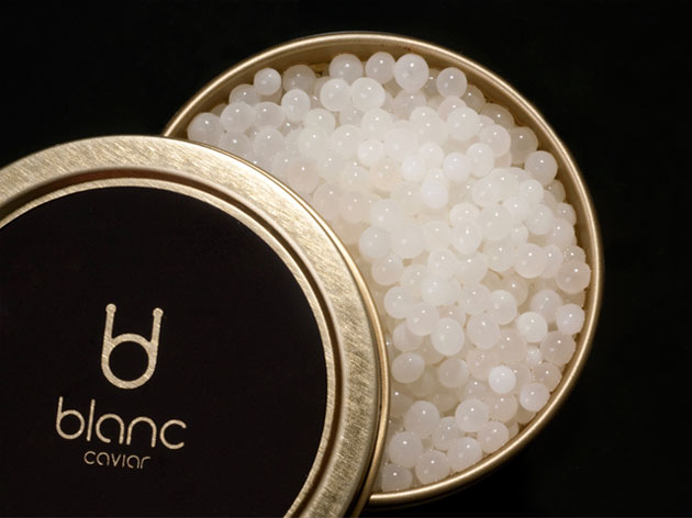 Imagen Blanc caviar caviar blanco