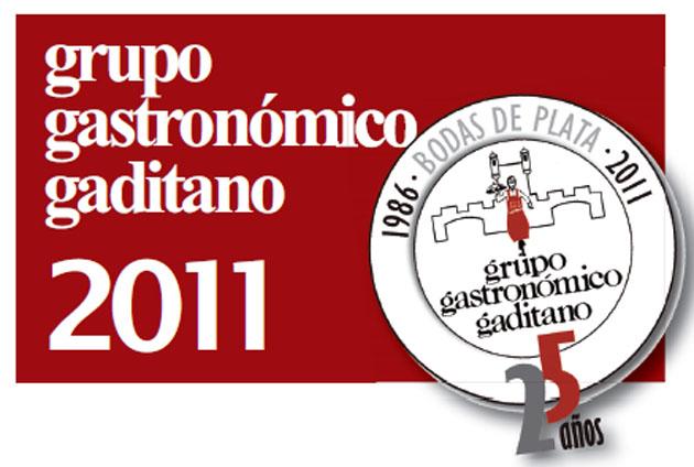 Logotipo creado por el grupo para celebrar su 25 aniversario