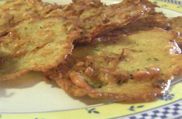 Las tortillitas de camarones de El Copo fueron de las primeras en utilizar algas en su composición. Foto: Cosas de Comé.