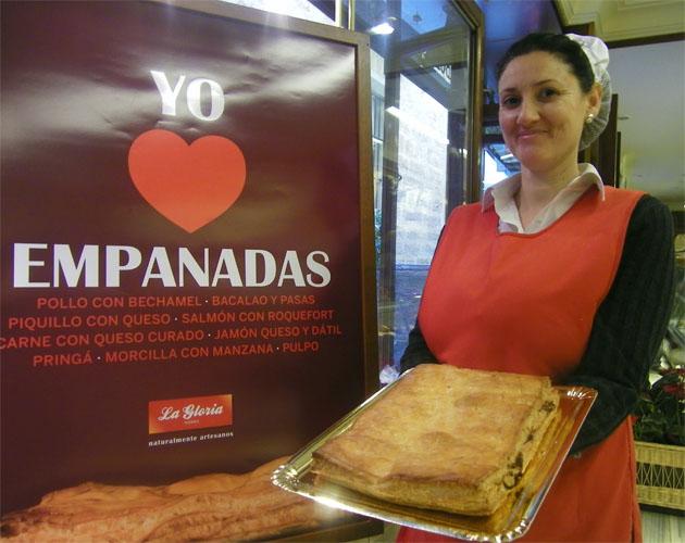 La Gloria ha lanzado una nueva línea de empanadas de hojaldre con nueve especialidades. Foto: Cosas de Comé