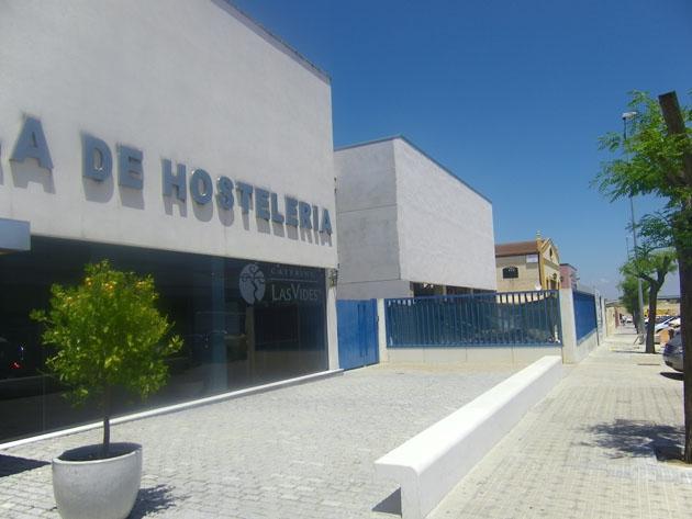 La Escuela de Hostelería de Jerez. Foto: Cosas de Comé