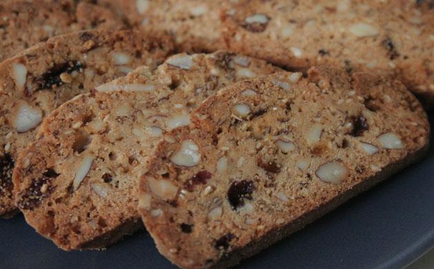 El pan dulce, el nuevo producto de Xauen que se venderá en La Alacena. Foto: Lola Monforte