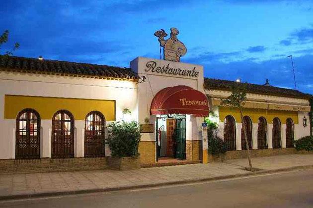 Imagen de la fachada del restaurante Tendido 6 de Jerez. Foto: Cedida por El Tendido 6