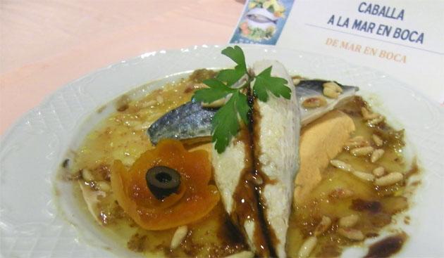 El plato creado por la cervecería de Mar en Boca. Foto: Cosas de Comé