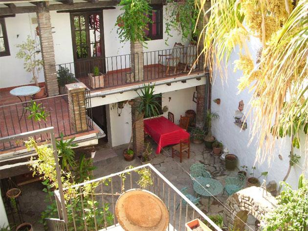 Casas con patio interior awesome detalles que destacan en la cocina with casas con patio - Casa patio del panadero ...