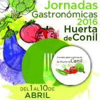 Aqui más detalles sobre las Jornadas de la Huerta de Conil